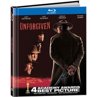 Unforgiven DigiBook (Blu-ray Disc)