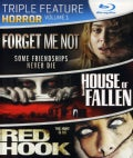 Horror Triple Feature Volume 1 (Blu-ray Disc)