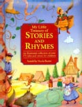 My Little Treasury of Stories and Rhymes: An Illustrated Collection of over 175 Tales and Verses for Children (Hardcover)