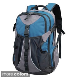 EcoGear Big Horn II 18.5-inch Recycled Backpack with Mesh Back