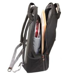 "Wenger SwissGear ""The Spark"" Black Laptop Backpack 16-inch"