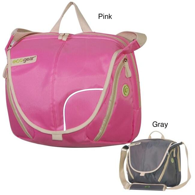 EcoGear Fjord 16-inch Messenger Bag