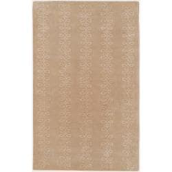 Candice Olson Hand-tufted Niort Geometric Pattern Wool Rug (9' x 13')