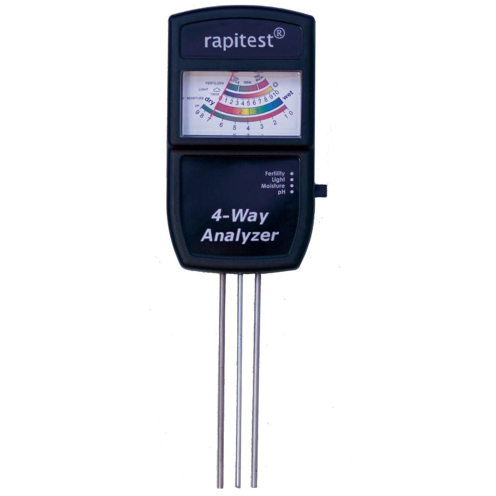 Luster Leaf Rapitest 4-way Analyzer