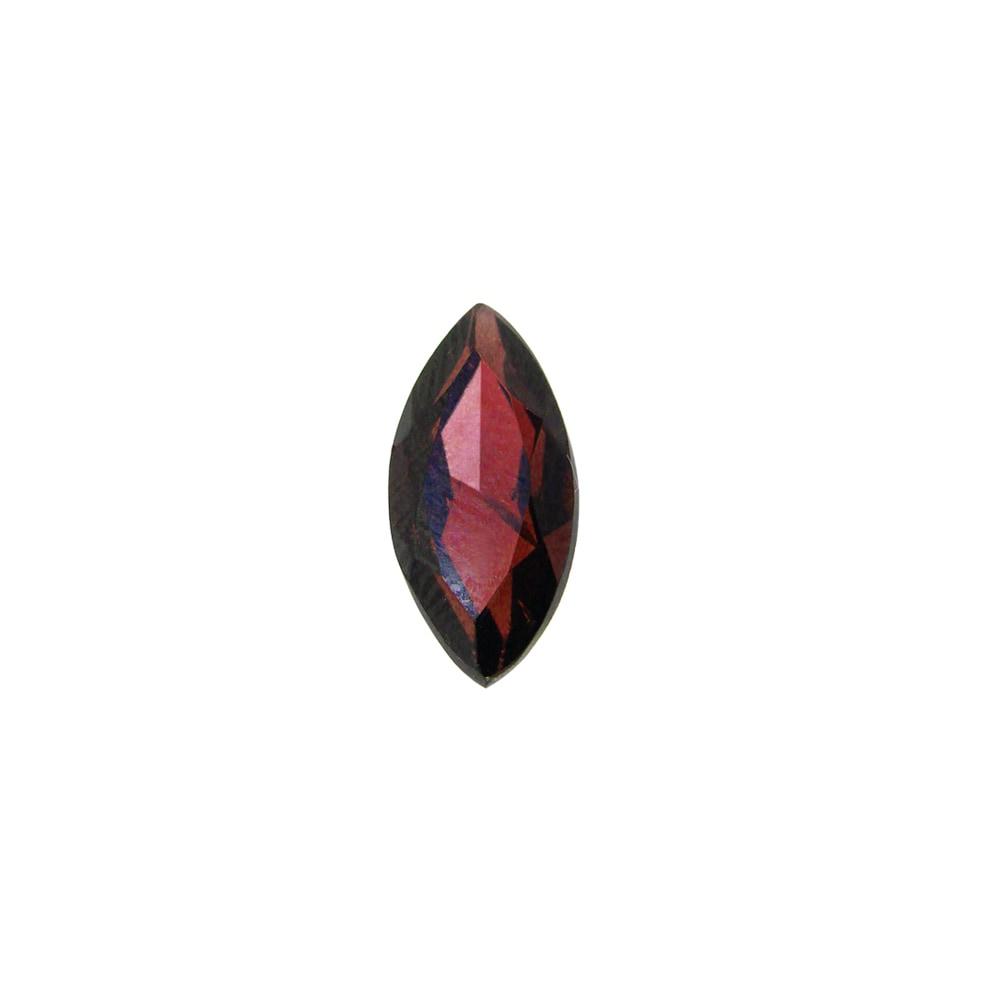Glitzy Rocks Marquise-cut 12x6mm 1-2/5ct TGW Garnet Stone