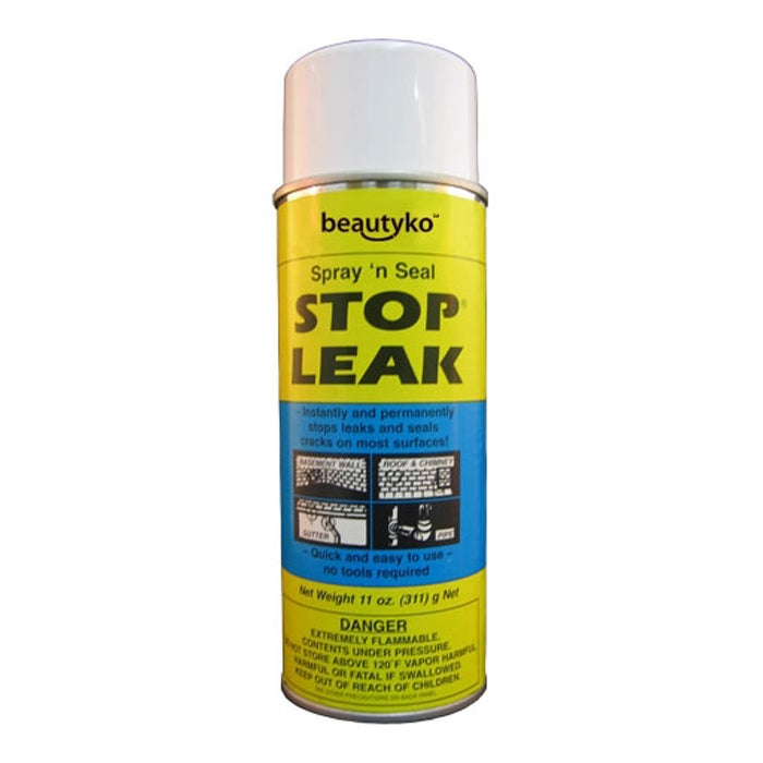 As Seen On TV 'Stop Leak' Sealing Spray