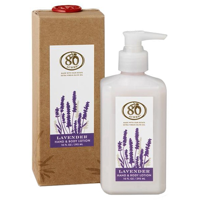 Lavender 10-ounce Hand and Body Lotion