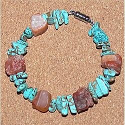 Susen Foster Designs 'Chickasaw Hunter' Bracelet