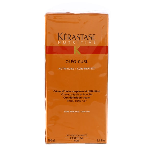 Kerastase Creme D' Huile Oleo-Curl 5.1-ounce Leave-in Cream