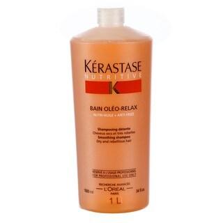 Kerastase Bain Oleo Relax 34-ounce Shampoo