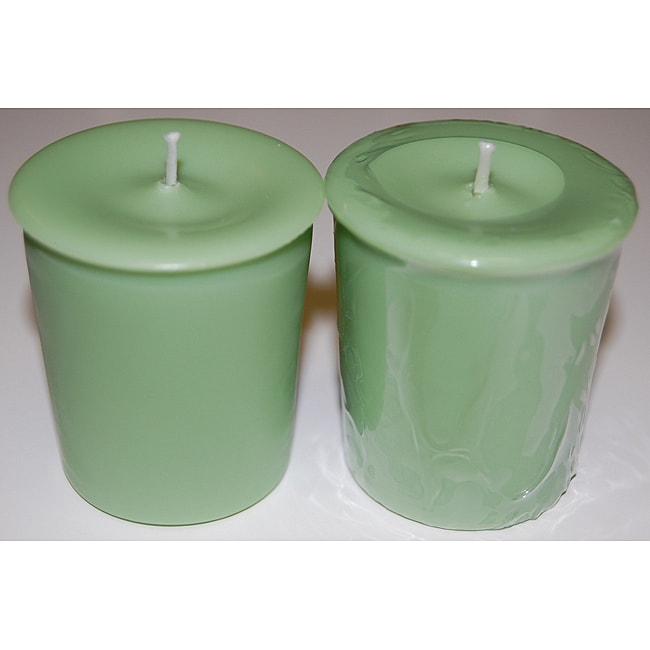 Southern Made Candles Soy 2-oz Christmas Tree Votive (Set of 12)