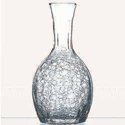 "La Rochere Traditional French Carafe in ""Crackle"" Decor 26 oz"