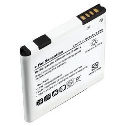 INSTEN Battery/ Desktop Battery Charger for HTC Z710e/ Sensation 4G/ Pyramid