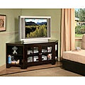 William's Home Furnishing 62-inch Corner TV Stand