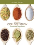 College Study: The Essential Ingredients (Paperback)