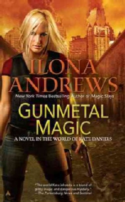 Gunmetal Magic (Paperback)