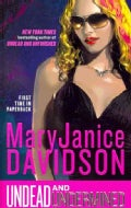 Undead and Undermined (Paperback)