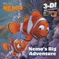 Nemo's Big Adventure: 3-D (Novelty book)