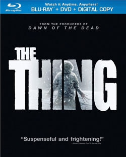 The Thing (Blu-ray/DVD)