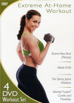 Extreme At-Home Workout (DVD)