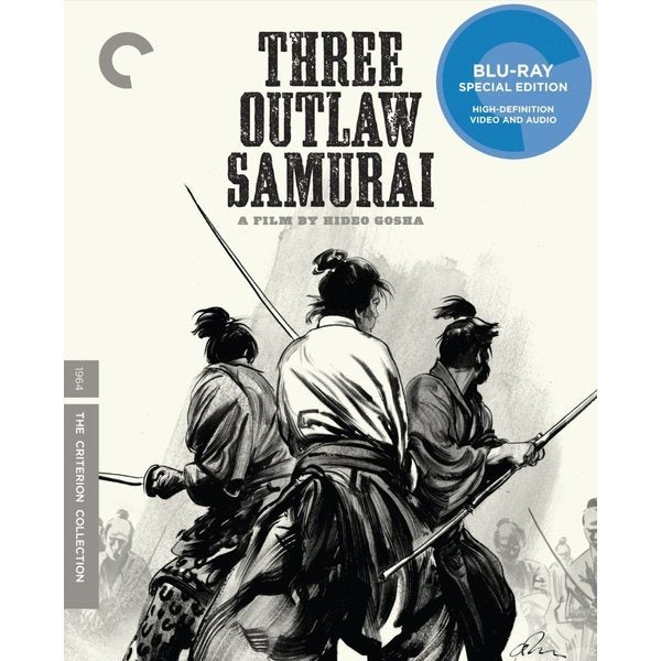 Three Outlaw Samurai (Blu-ray Disc) 8609368
