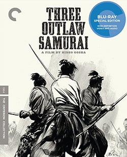 Three Outlaw Samurai - Criterion Collection (Blu-ray Disc)