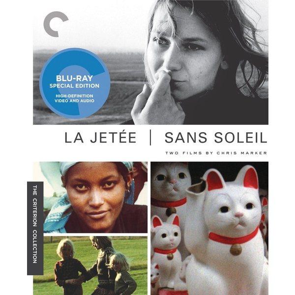 La Jetee/Sans Soleil (Blu-ray Disc) 8609379