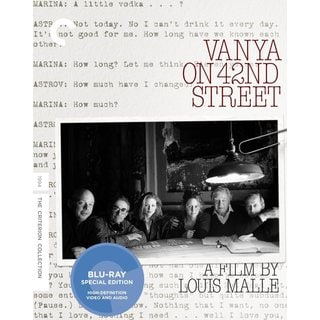 Vanya On 42nd Street (Blu-ray Disc)