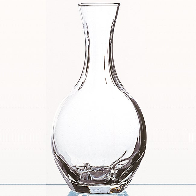 La Rochere French Traditonal Glass Style 35-ounce Carafe