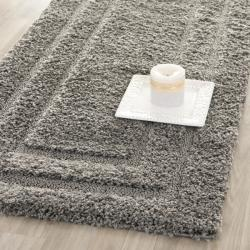 Casual Ultimate Dark Grey Shag Rug (2'3 x 7')