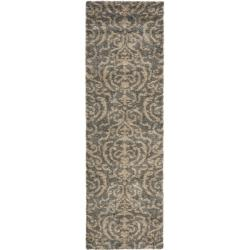 Safavieh Ultimate Dark Grey Shag Rug (2'3 x 7')