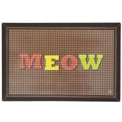 Ore Cross Stitch Meow Petmat