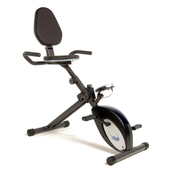 Stamina InTone Folding Cycle Pro Fitness Machine