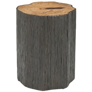Bali Black End Table