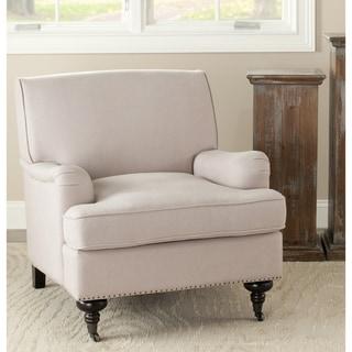 Safavieh Nottingham Beige Club Chair
