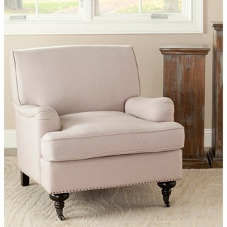 Safavieh Nottingham Beige Club Chair