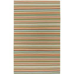 B. Smith Hand Woven Hertford Wool Rug (8' x 11')