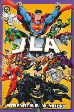Jla: Strength in Numbers (Paperback)