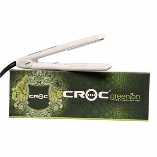 Croc Greenion Ceramic 1-inch Flat Iron