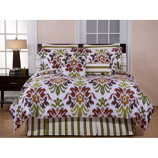 Montgomery 3-Piece Queen Duvet Cover Set