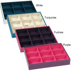 Wolf Designs Stackables Large Deep Tray