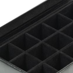 Heritage Men's 15-compartment Cuff Link Box