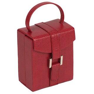 WOLF 'South Molton' Mini Folding Jewelry Box