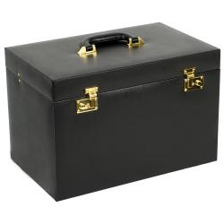 Wolf Designs 'Chelsea' XL Heirloom Jewelry Trunk