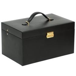 Wolf Designs 'Chelsea' 6-drawer Jewelry Case