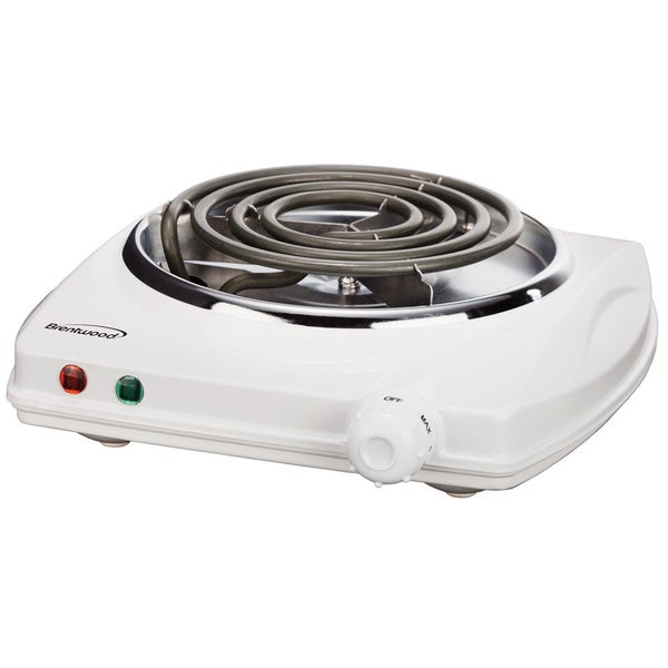 Brentwood Electric Single Burner 1000W