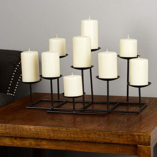 Upton Home Hanover 9-candle Candelabra