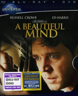 A Beautiful Mind (Blu-ray/DVD)