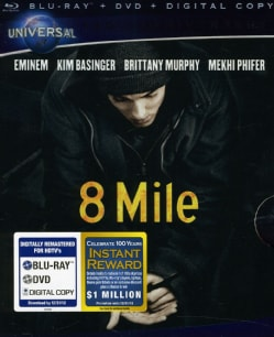 8 Mile (Blu-ray/DVD)
