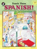 Teach Them Spanish! Grade 5 (Paperback)
